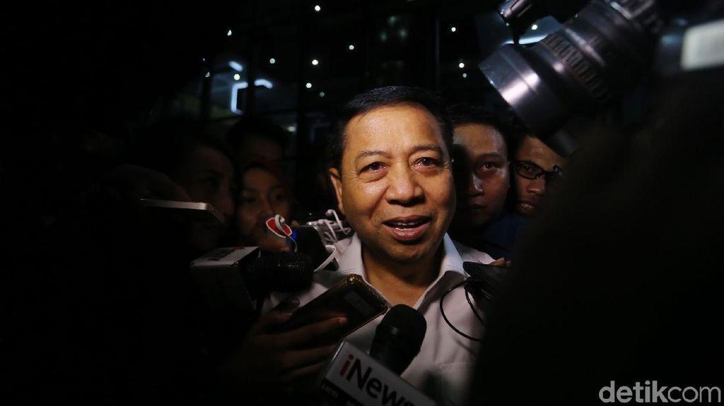 Jawaban Tidak Setya Novanto untuk Kasus PLTU Riau-1