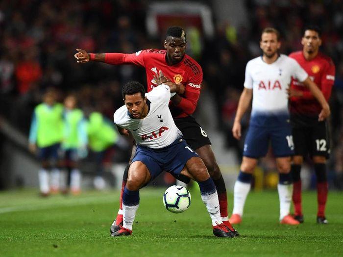 Tottenham Hotspur akan menjadi tantangan berat bagi Manchester United. Foto: Clive Mason/Getty Images