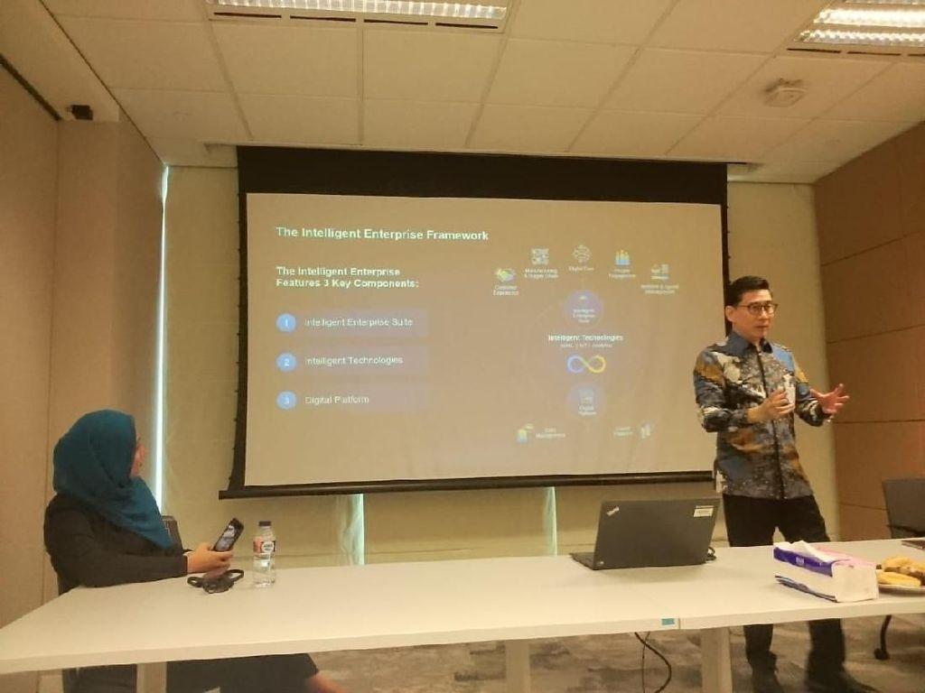 Perusahaan Cerdas Jadi Masa Depan Bisnis Indonesia