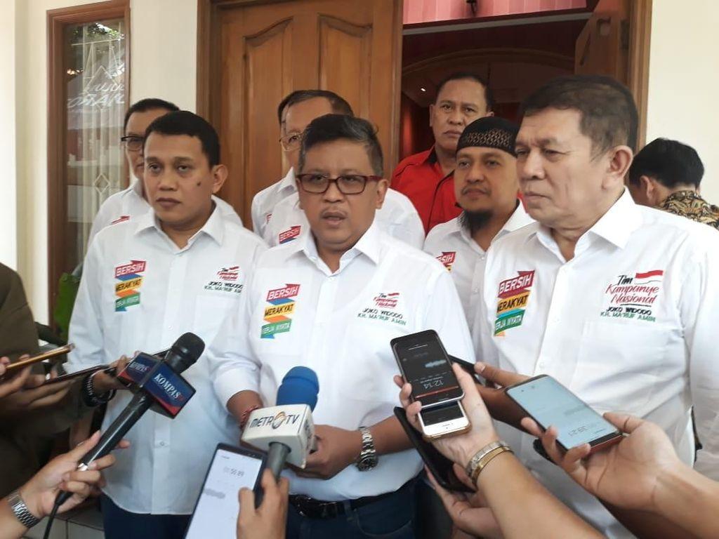 Koalisi Prabowo Tolak DPT, Timses Jokowi Ajak Perbaiki Bersama