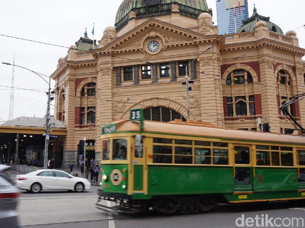 Foto: Aneka Tempat Wisata Gratis di Melbourne, Australia