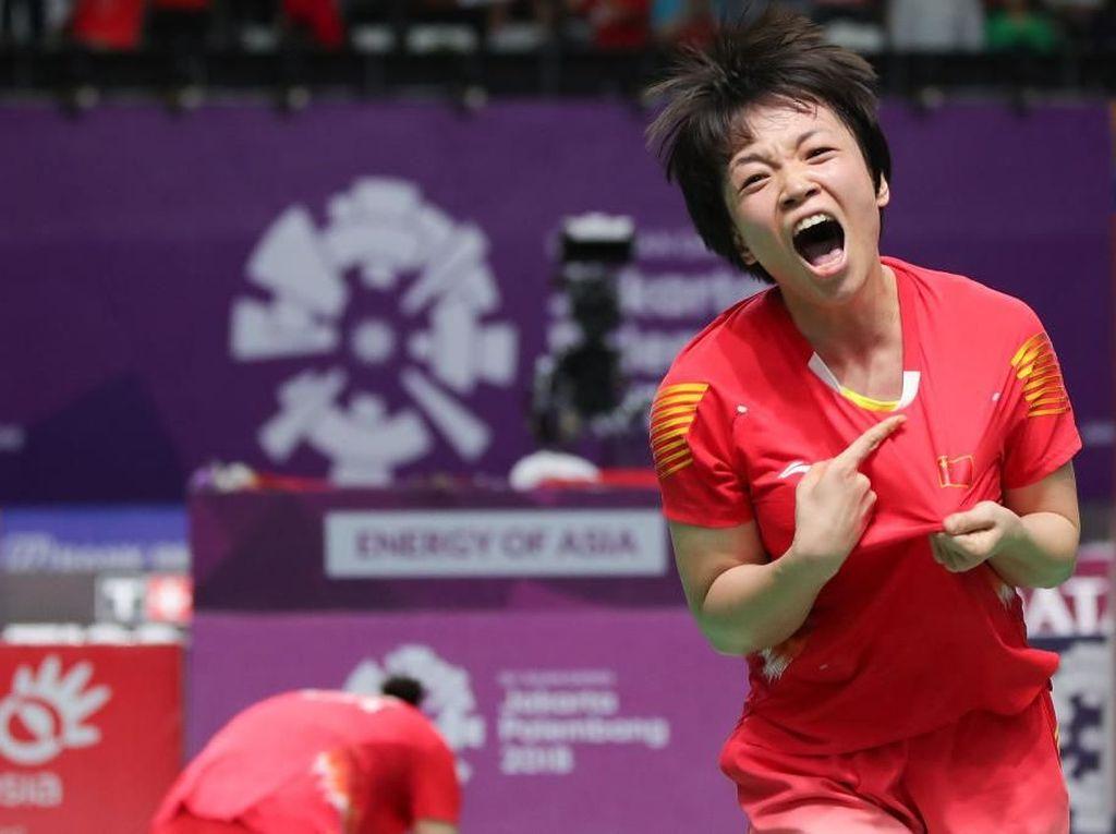 Foto: Adu Gaya Jersey Badminton di Asian Games 2018, Mana Paling Keren?
