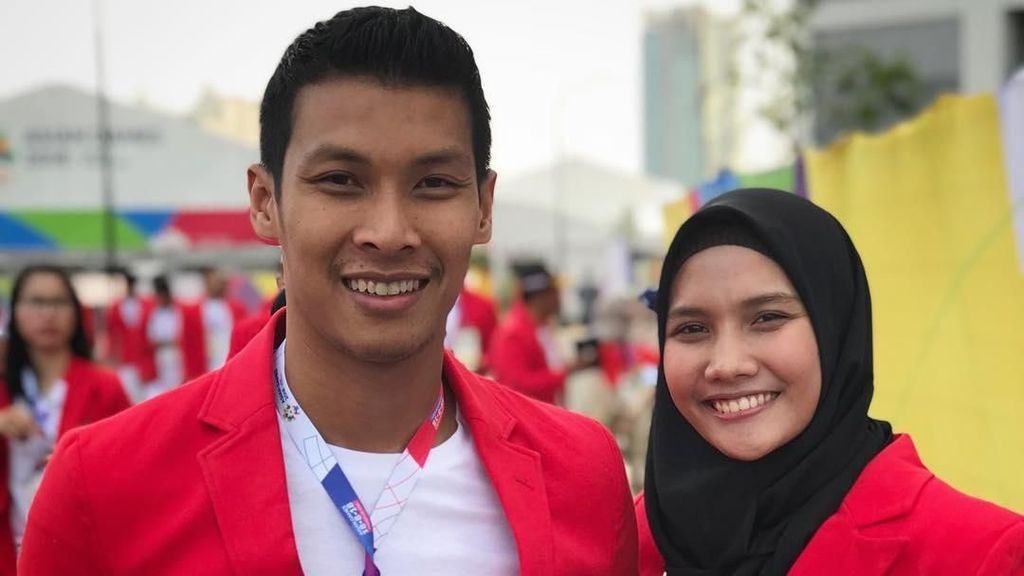 Couple Goals! 6 Pasangan Atlet Indonesia Ini Berlaga di Asian Games 2018