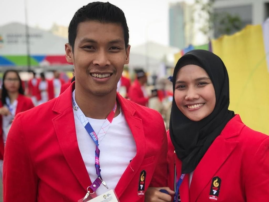 Couple Goals! 6 Pasangan Atlet Indonesia Ini Berlaga di Asian Games 2018