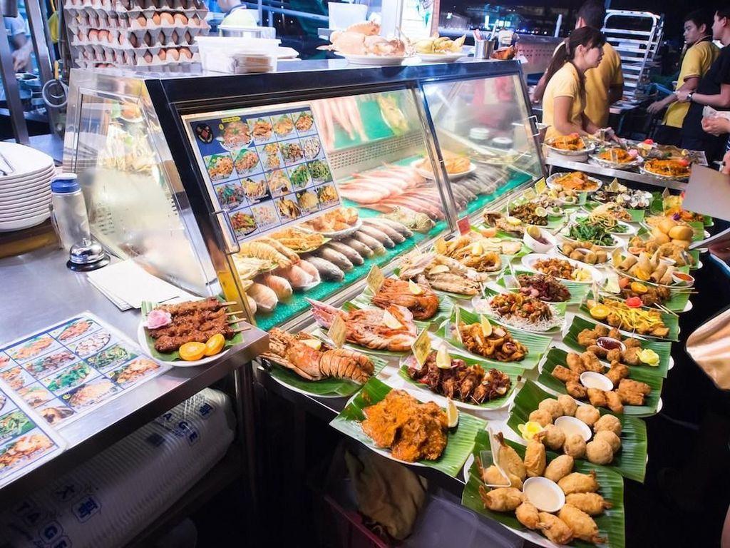 Singapura Juara Daftar 50 Kota Street Food Terbaik Dunia, Indonesia?