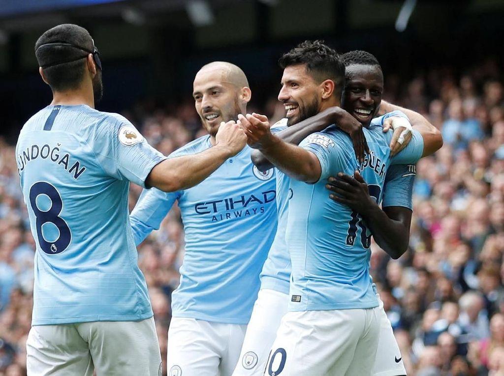 Guendogan: City Bisa Juara Liga Champions Musim Ini