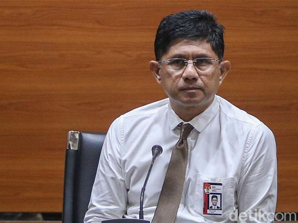 Soal Insiden Diusir, Pimpinan KPK: Saya Duduk Sesuai Tiket