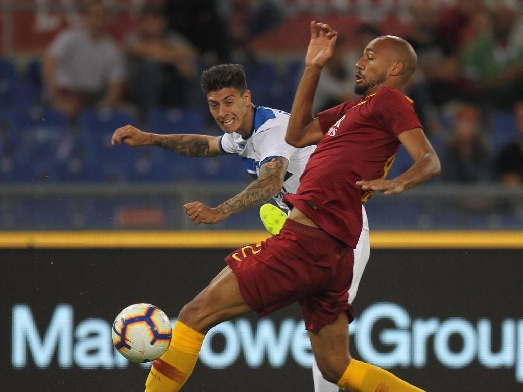 Hasil Liga Italia: Sempat Tertinggal 2 Gol, Roma Imbang 3-3 Lawan Atalanta