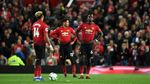 MU Dipermalukan Tottenham di Old Trafford