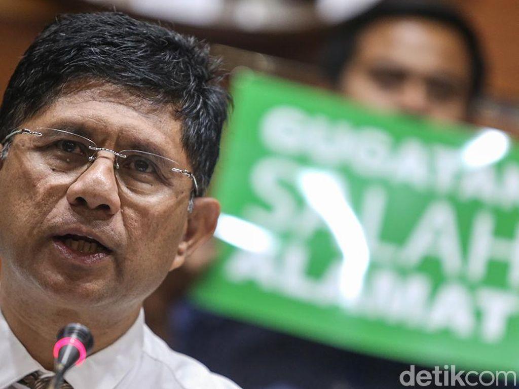Ada Angkot Gratis Rayakan OTT Bupati Cianjur, Jadi Motivasi Pimpinan KPK