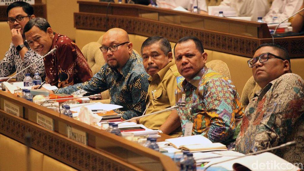 Komisi II Bahas Peraturan KPU Pemilu 2019