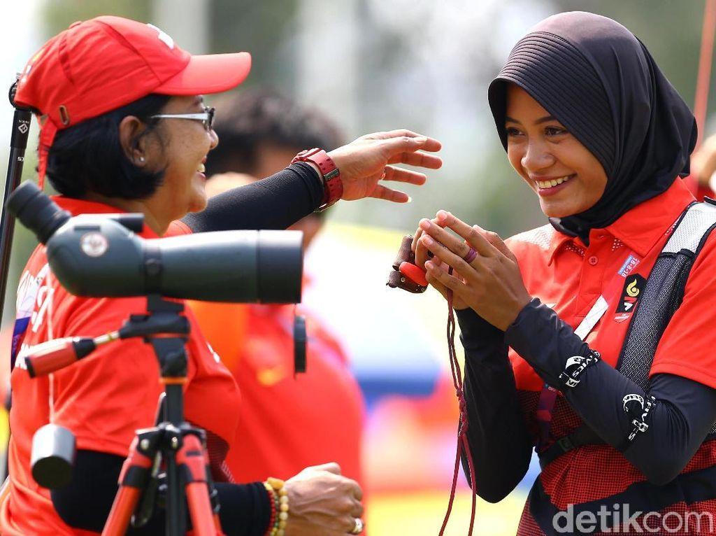Diananda Sumbang Medali Perak lewat Panahan