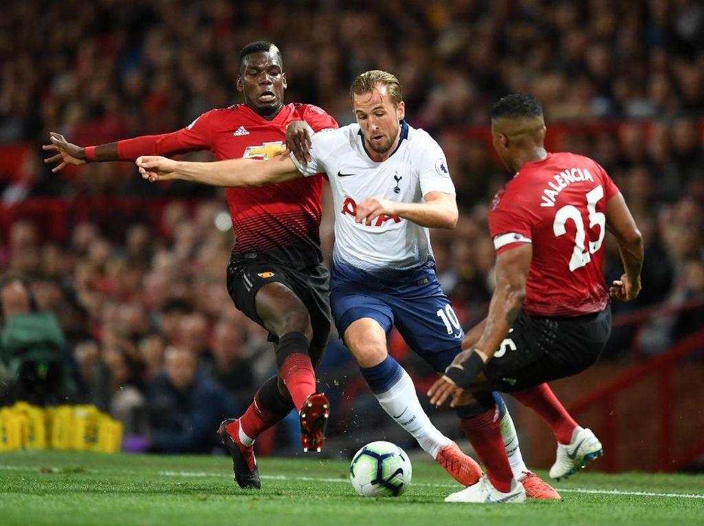 Prediksi: MU vs Tottenham, Jose Mourinho jadi Pusat Perhatian