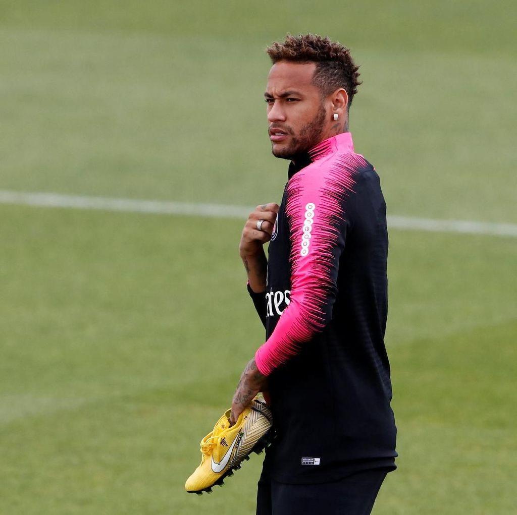 PSG Kesal Neymar Terus-terusan Dikaitkan dengan Madrid