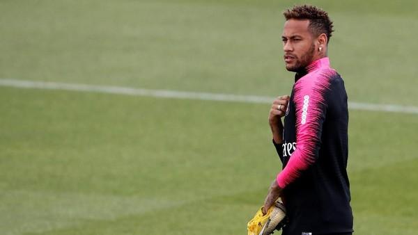 Neymar Berharap PSG Terhindar dari Barcelona di Liga Champions