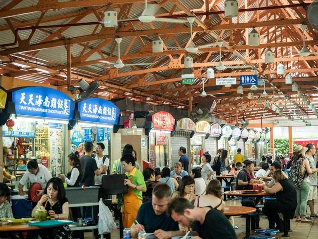 Budaya Hawker Singapura Diakui sebagai Warisan Takbenda UNESCO