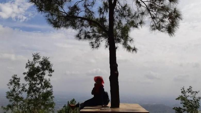 Puncak Becici di Yogyakarta (Indri Astuti/dTraveler)
