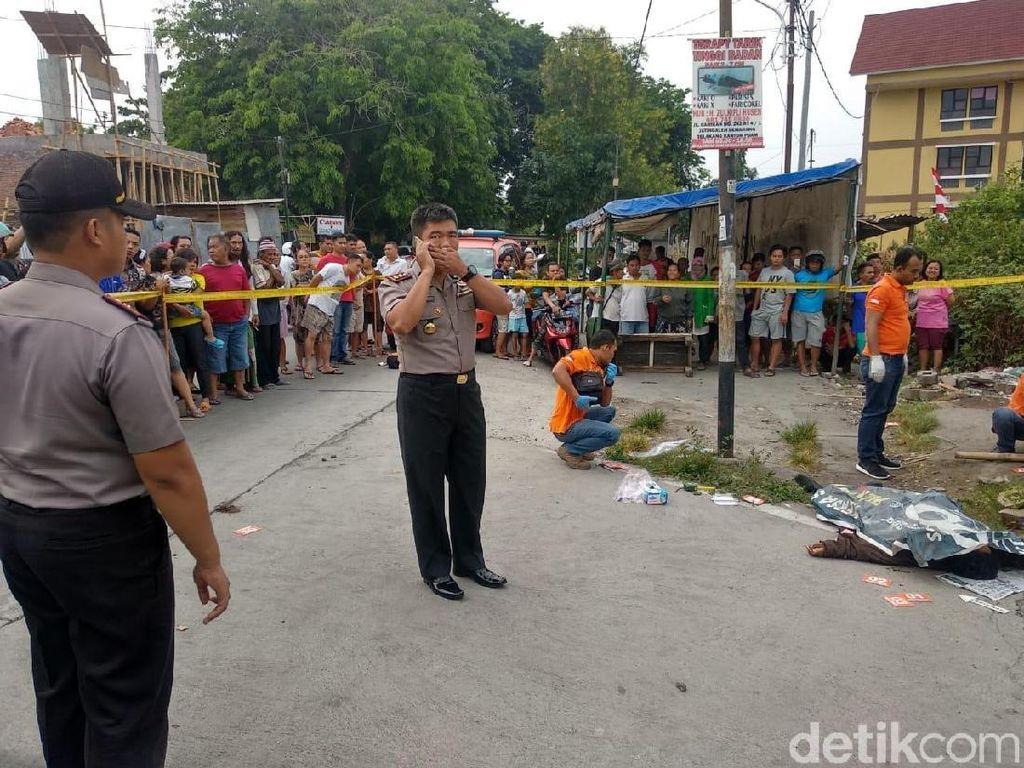 Polisi Temukan Pisau di Dekat Mayat Bersimbah Darah di Semarang