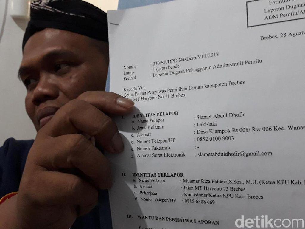 Tiga Bacaleg Tidak Lolos, Nasdem Gugat KPU