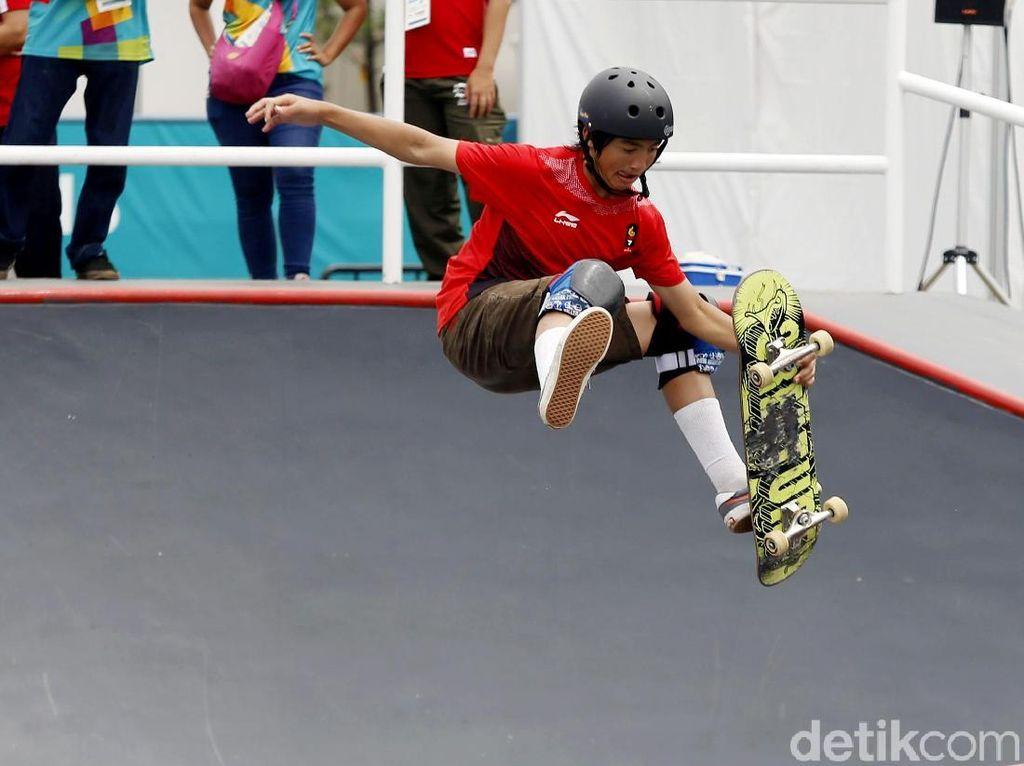 Manfaat Permainan Skateboard Bagi Kesehatan