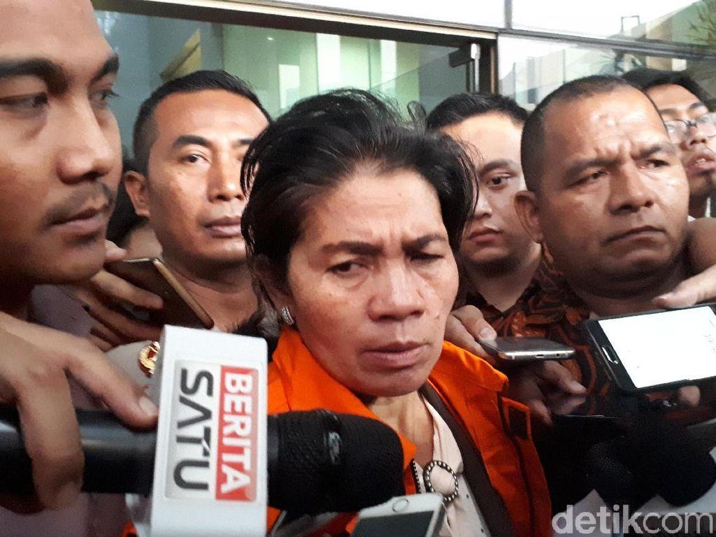 Ditahan KPK, Hakim Merry Purba Bantah Terima Suap