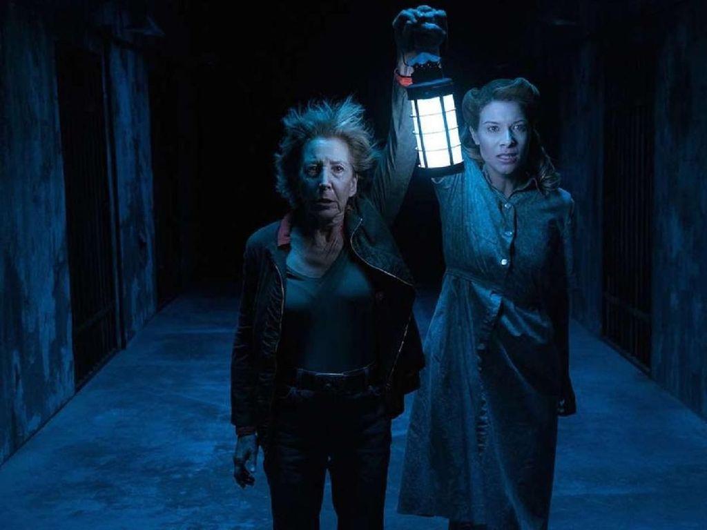Nonton Film Horor Kurangi Stres hingga Baik untuk Asmara
