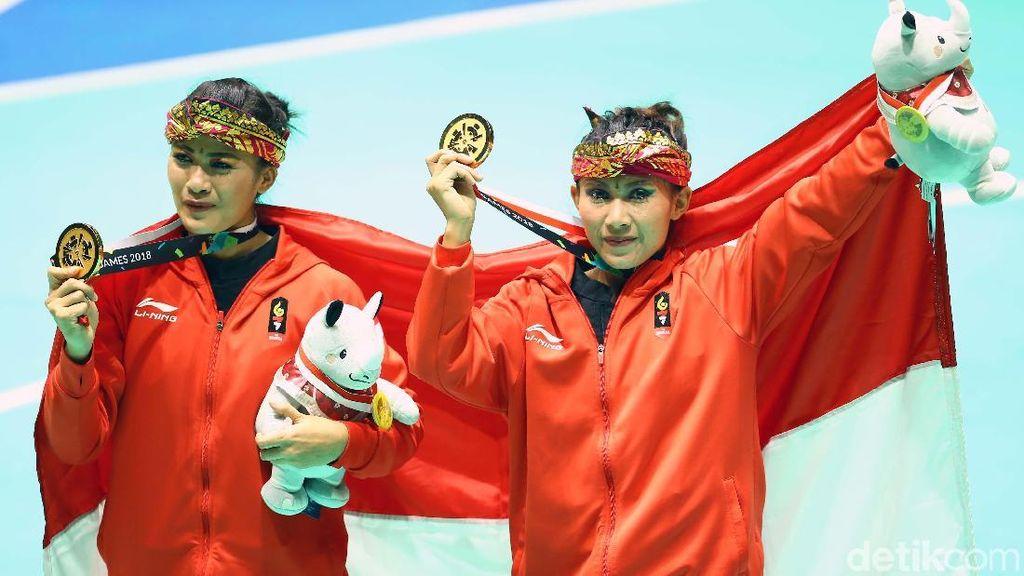 Lagi, Indonesia Raih Medali Emas dari Pencak Silat
