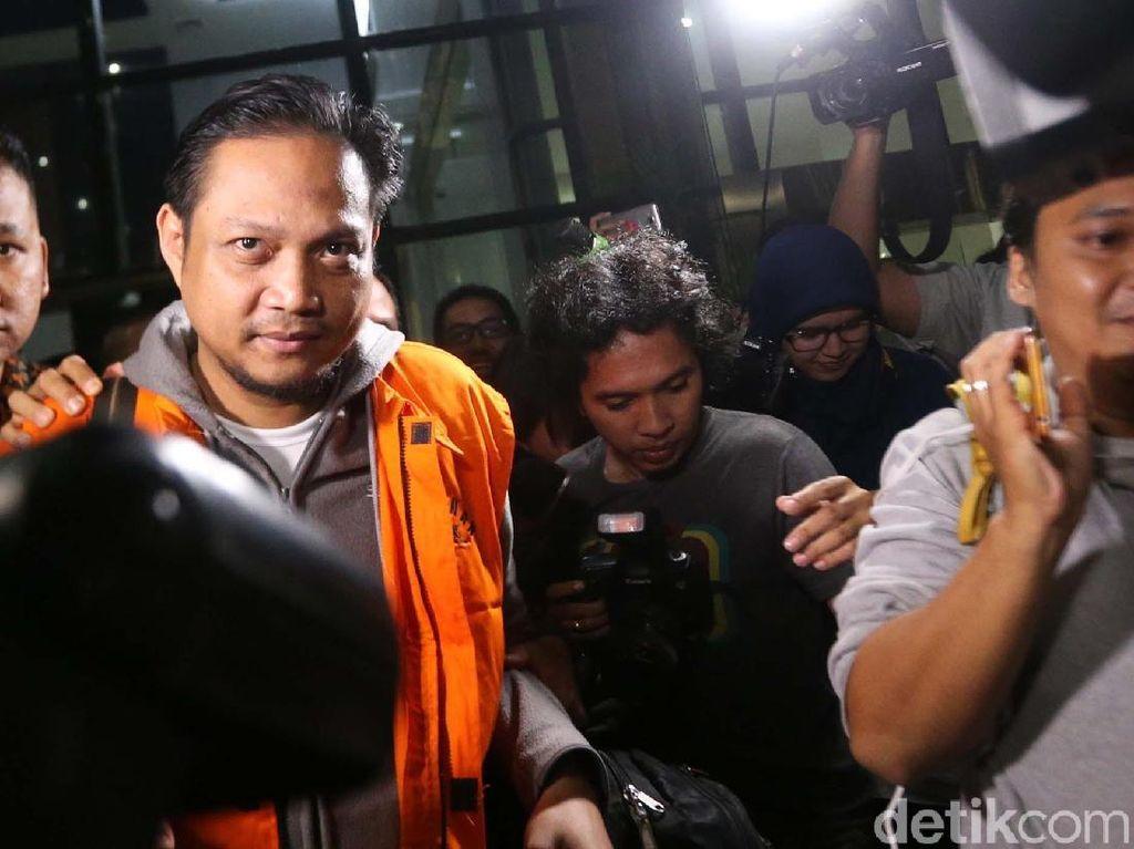 Panitera Pengganti PN Medan Ditahan KPK