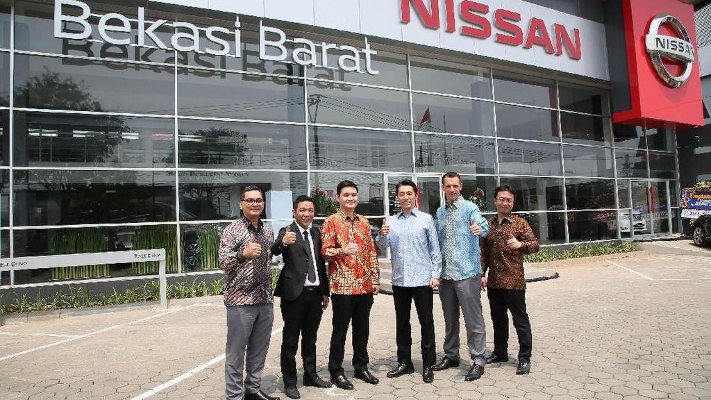 Nissan Resmikan Dealer Terbarunya di Bekasi