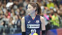 Tangguhnya Kim Yeon-koung, Atlet Voli Cantik Korsel yang Akan Lawan Indonesia