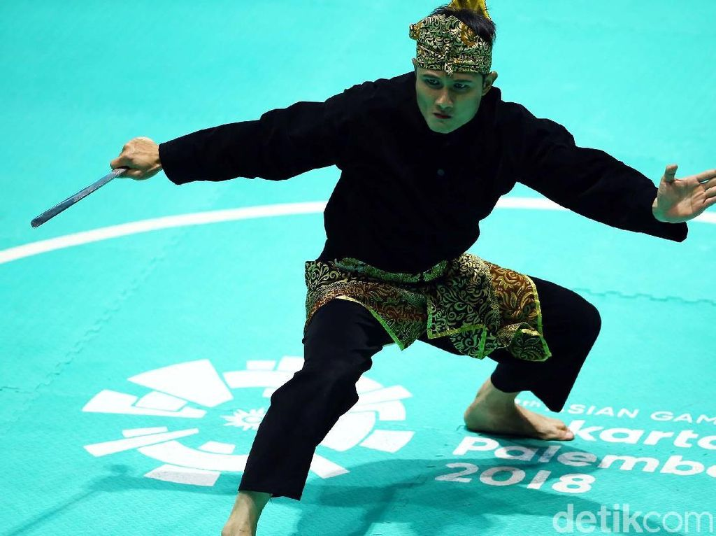 Sugianto soal Dominasi Indonesia di Pencak Silat Asian Games