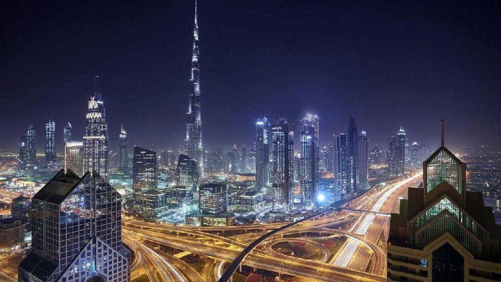 Foto: Dubai yang Sering Jadi Tempat Syuting Film Hollywood