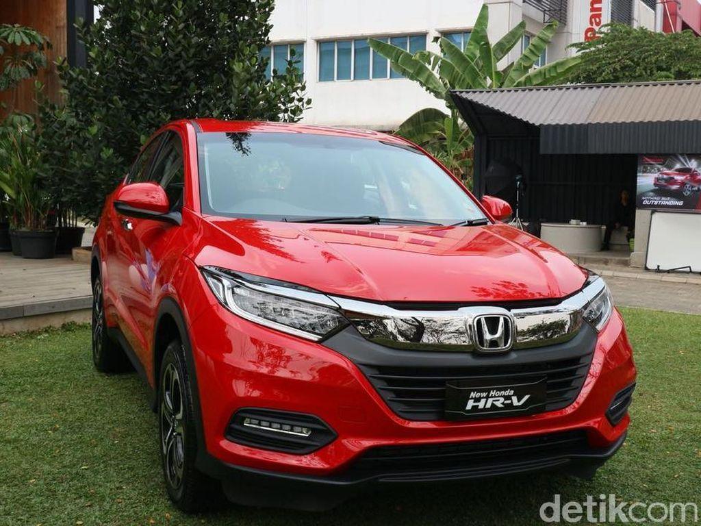 Mungkinkah Honda Pasang Turbo di HR-V?