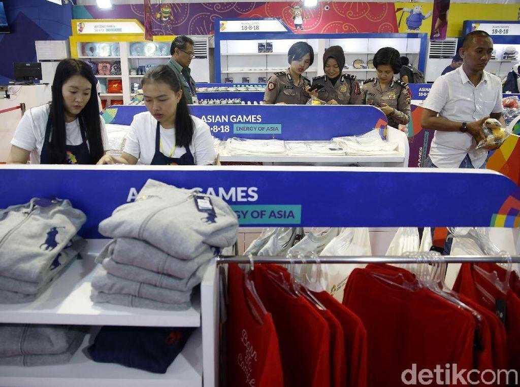 Sritex Tambah Produksi Merchandise Asian Games jadi 50.000