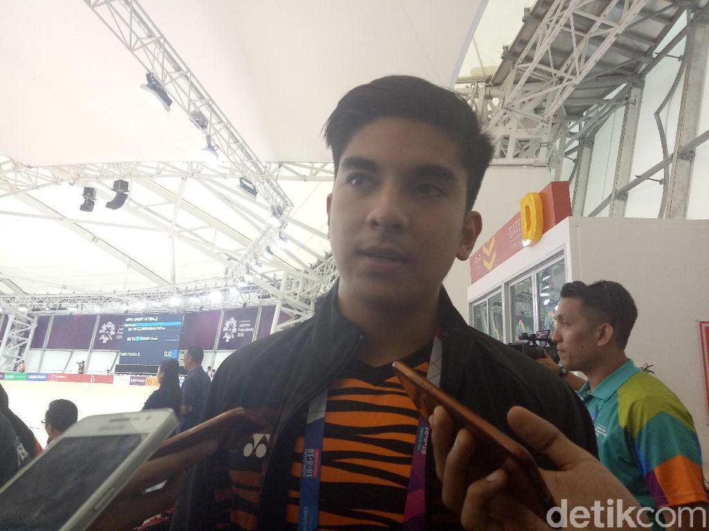 Menpora Malaysia Kagum dengan Asian Games di Indonesia