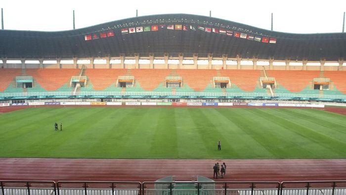 Stadion Patriot akan kembali jadi kandang Bhayangkara FC. (Foto: Arif Firmansyah/ANTARA FOTO)
