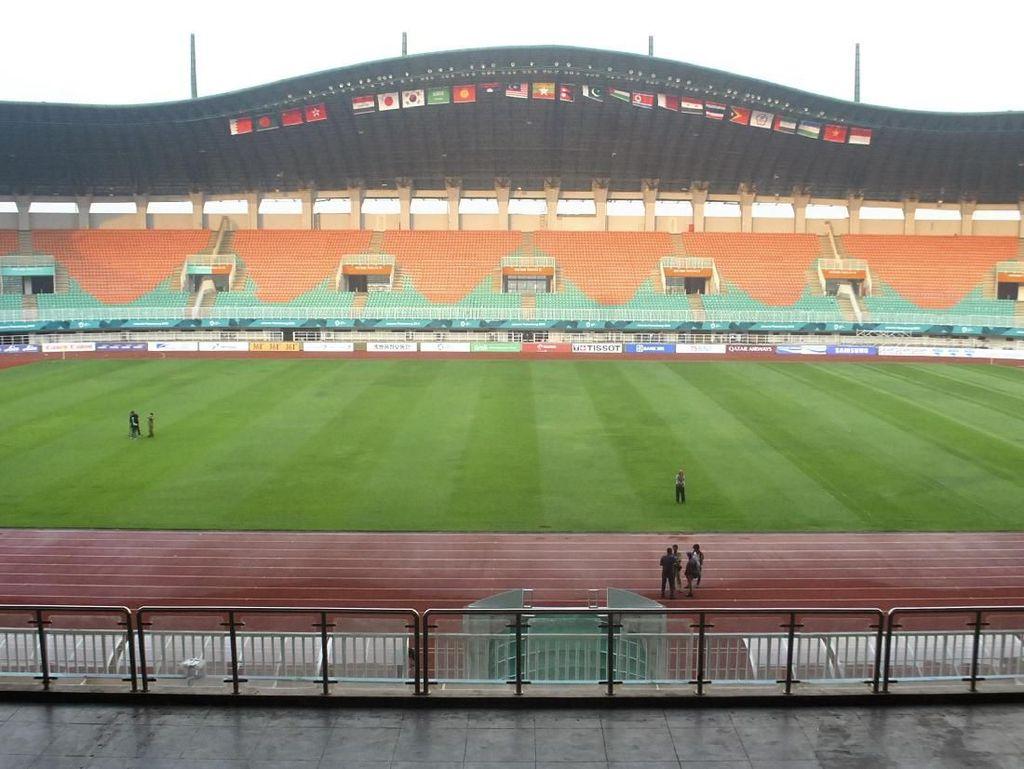 Ini Informasi tentang Tiket Final Sepakbola Asian Games 2018