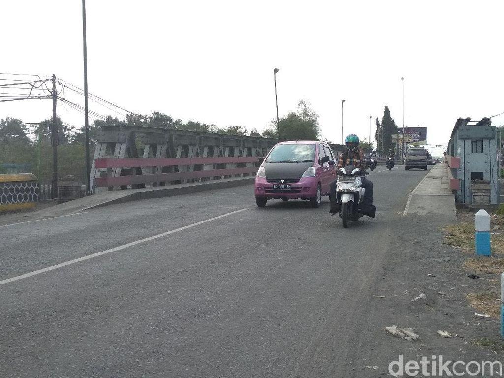 Catat, Jembatan di Jalur Kertosono-Trenggalek Ini akan Ditutup Sementara
