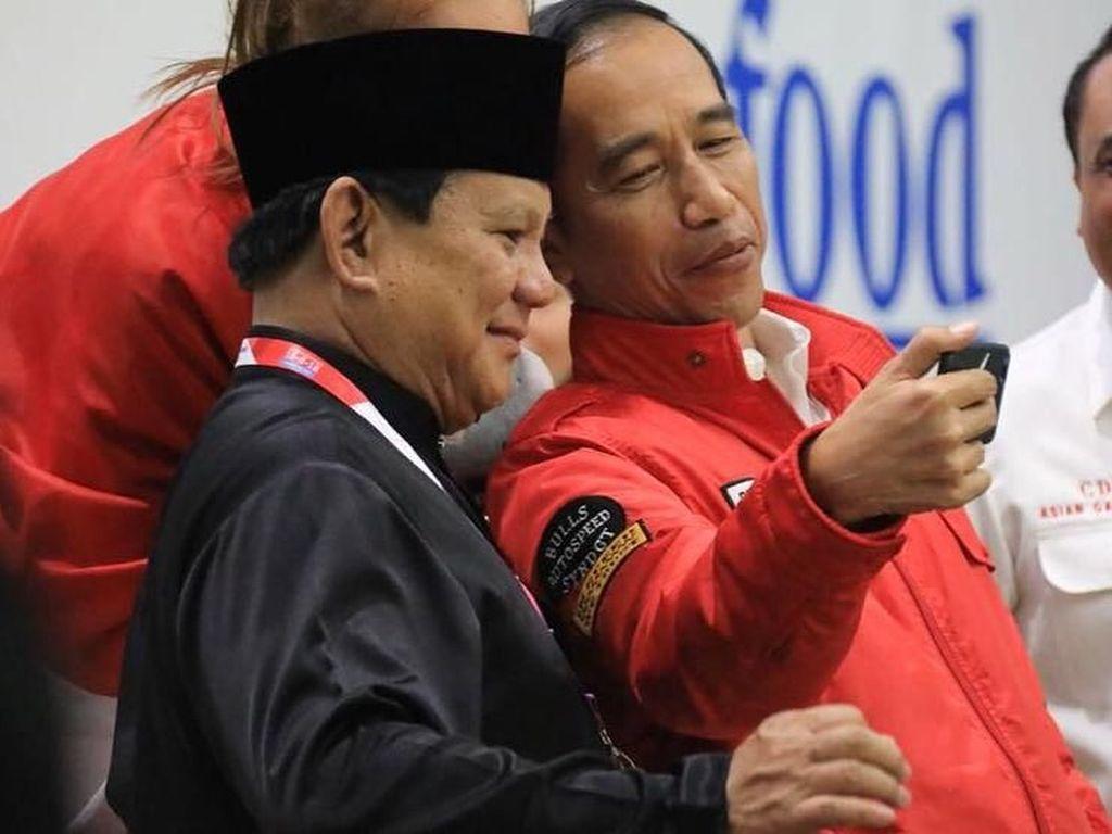 Soal Rekonsiliasi Pascapilpres, Luhut: Jokowi Tak Sungkan Lakukan Apa Saja