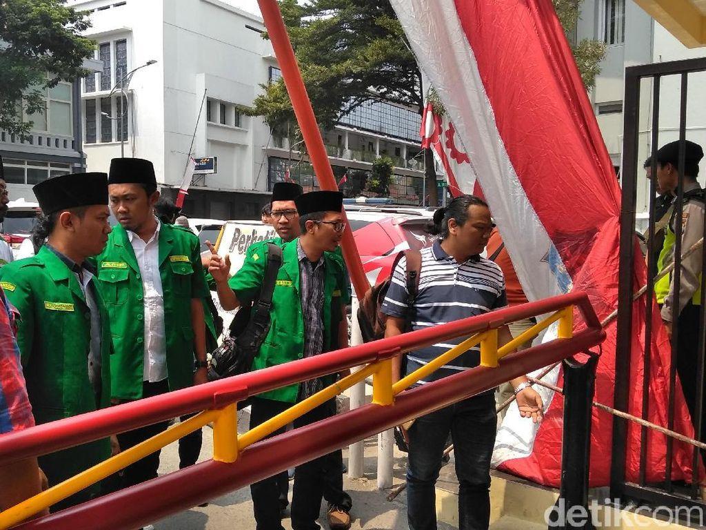 Banser dan FPI Surabaya Diundang Polisi, Ada Apa?