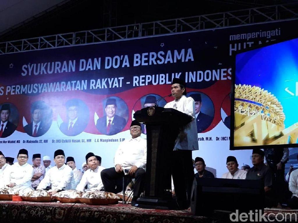 GP Ansor Jateng Khawatir Ustaz Somad Didomplengi Kelompok Lain