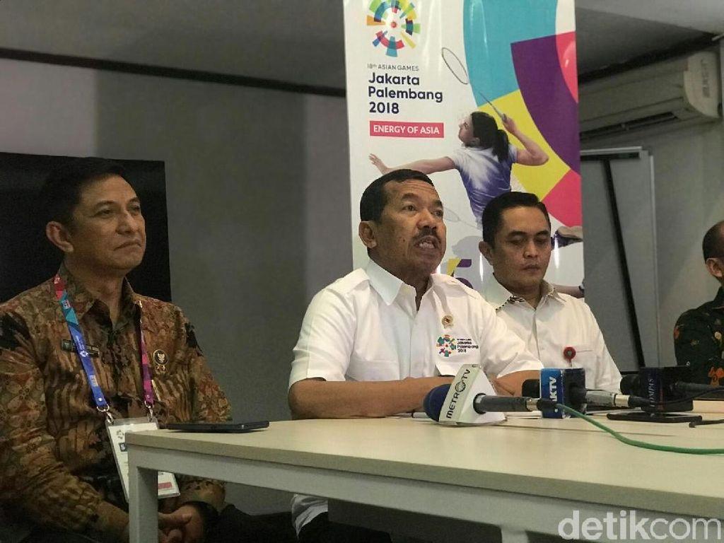 BSSN Pastikan Tak Ada Kejahatan Siber Selama Asian Games