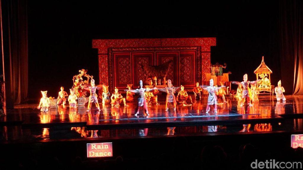 Foto: Usai Asian Games, Lanjut Cinta Indonesia di Devdan Show