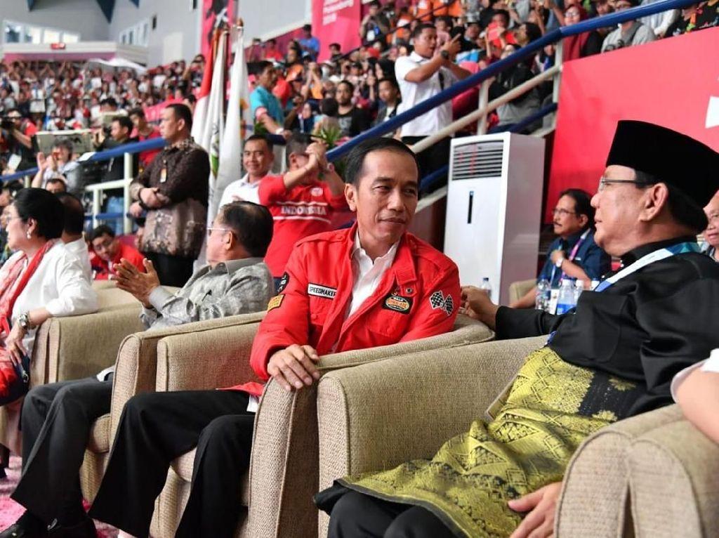 Prabowo: Untuk Bangsa dan Negara Kita Semua Bersatu