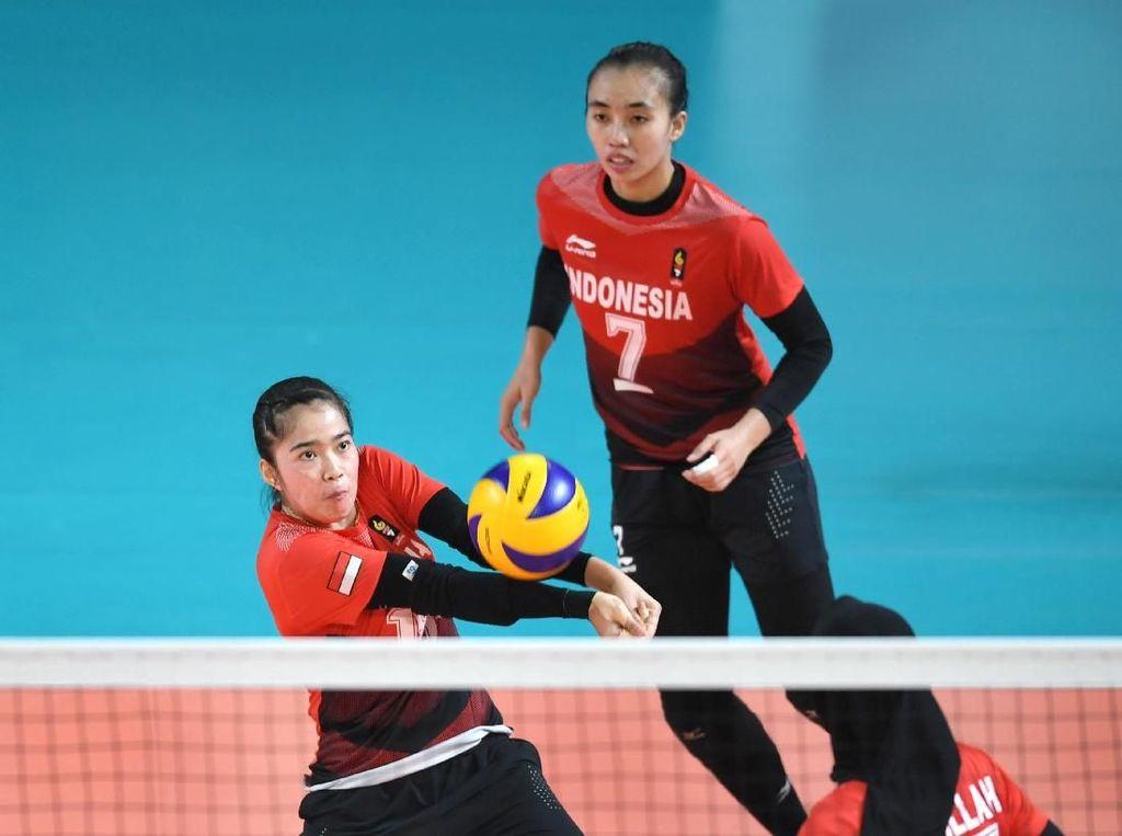 Menuju Pra-Kualifikasi Olimpiade, Voli Putri Wajib Berbenah