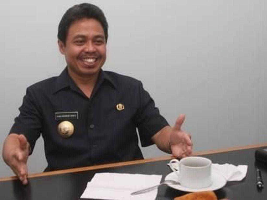 Jadi Tersangka Korupsi, Nur Mahmudi Diyakini Masih di Depok