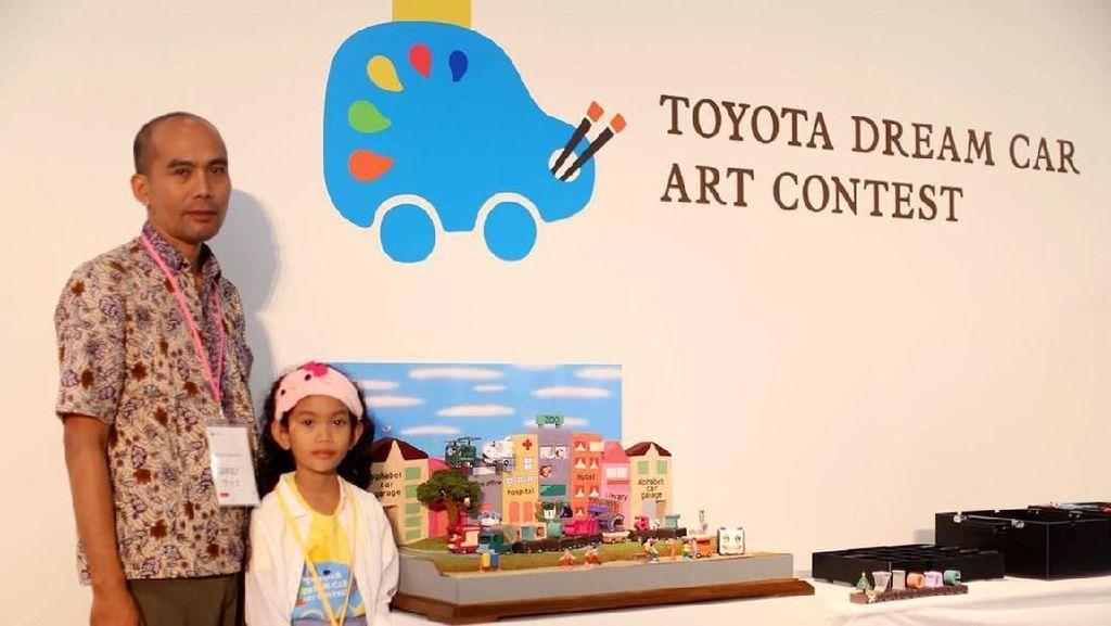 Mobil Impian Bocah Indonesia