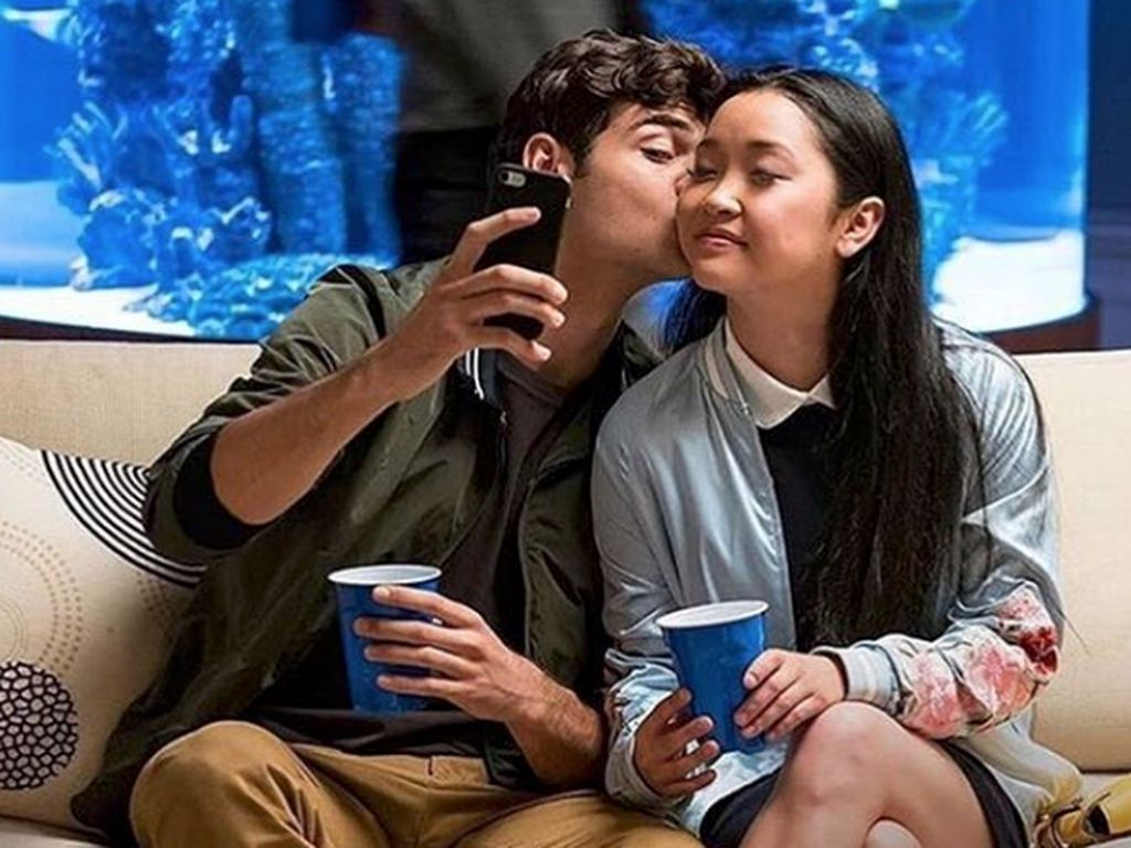 Awas Baper! Mesranya Bintang To All The Boys Ive Loved Before