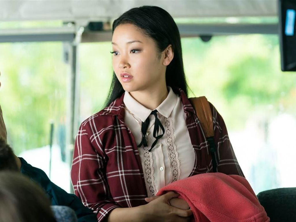 Lana Condor Bicara soal Asia Jadi Pemeran Utama