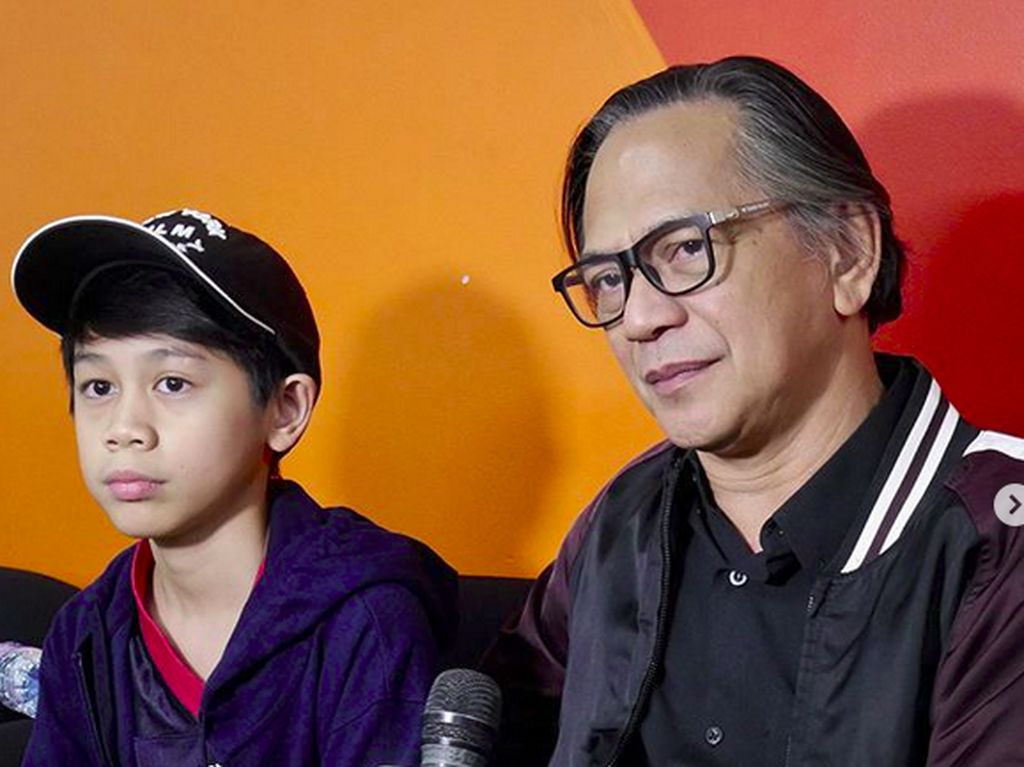 Keluarga Ray Sahetapy Selamat dari Bencana Palu dan Donggala
